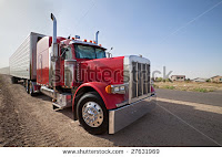 Diesel powered truck (Credit: Shutterstock) Click to Enlarge.