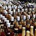 बिहार में भारी मात्रा में शराब बरामद, सात गिरफ्तार