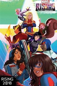 Poster Marvel Rising: Secret Warriors