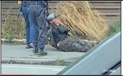 Christchurch Fake Attacks Continued_Mannequin Arrest