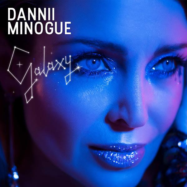 Dannii Minogue - Galaxy - Single Cover