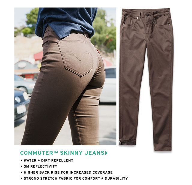 Commuter Skinny Jeans