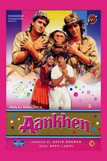Aankhen 1994 Hindi Movie Download