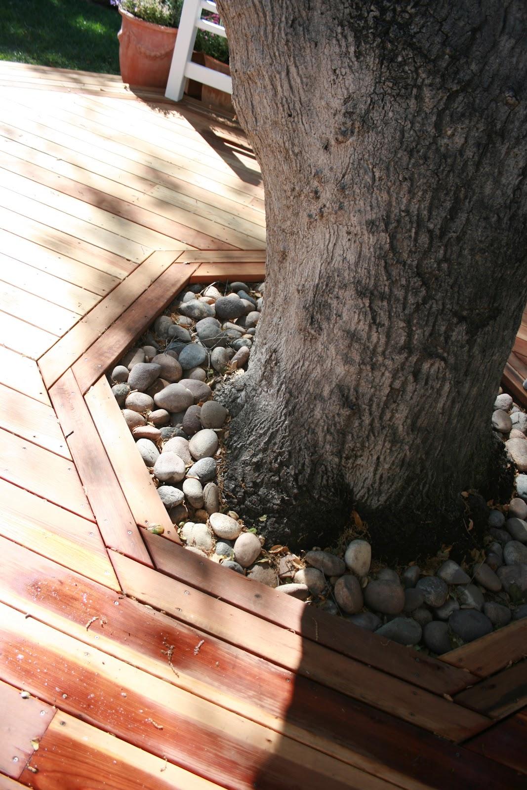 Outdoor Deck Ideas Layout
