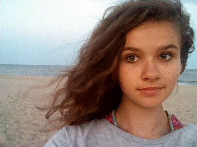 selfie; odessa; girl