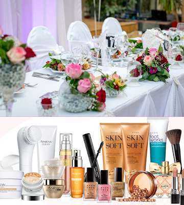 Avon Table Set up - Where To Set up Avon Table Make More Sale