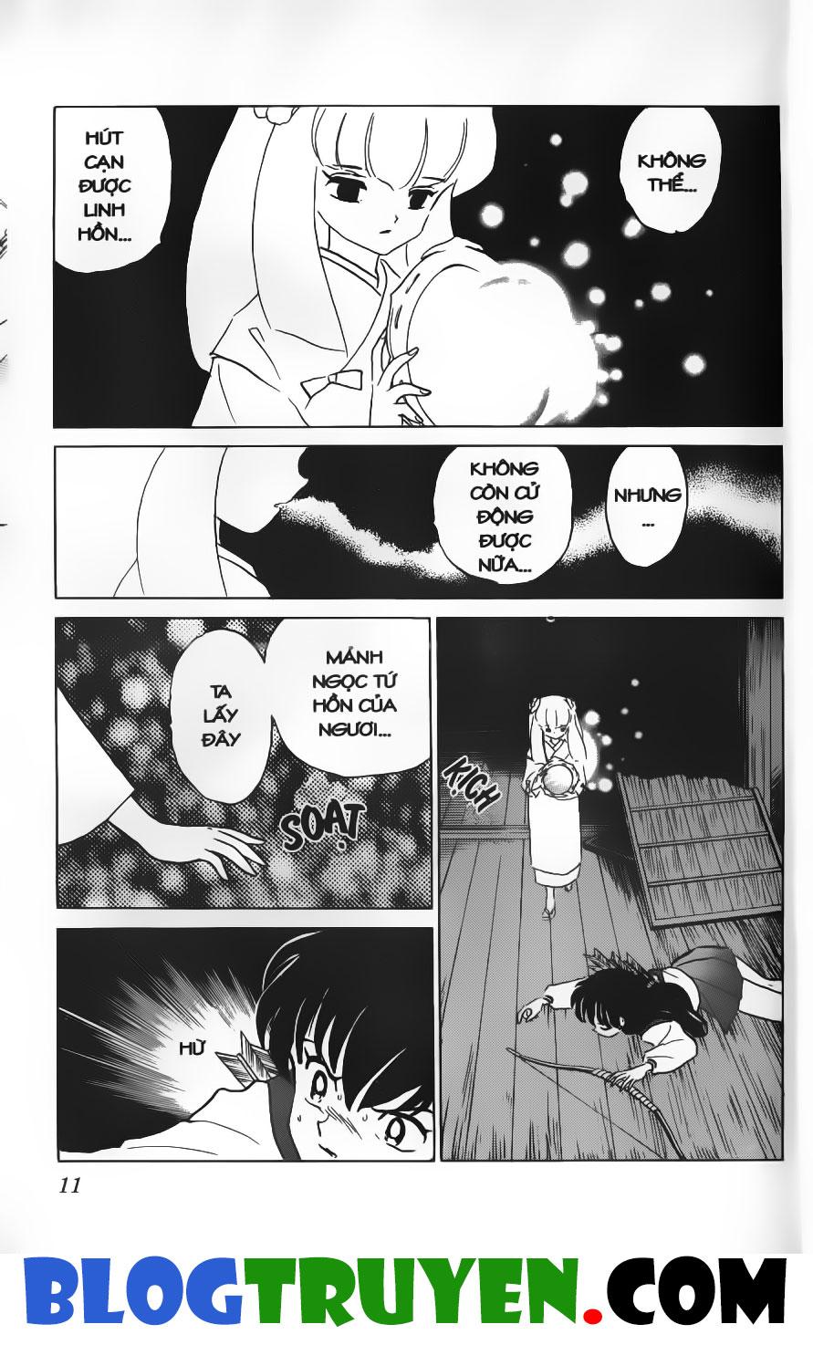 Inuyasha vol 16.1 trang 10
