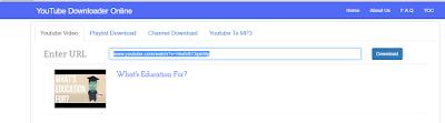 كيفية التحميل من youtube بدون IDM