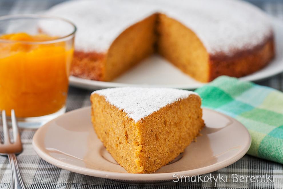 Ciasto z purée z dyni