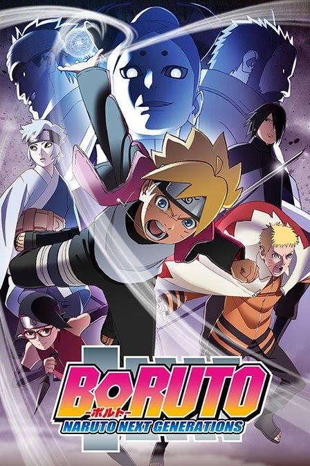 Boruto: Naruto Next Generations MEGA