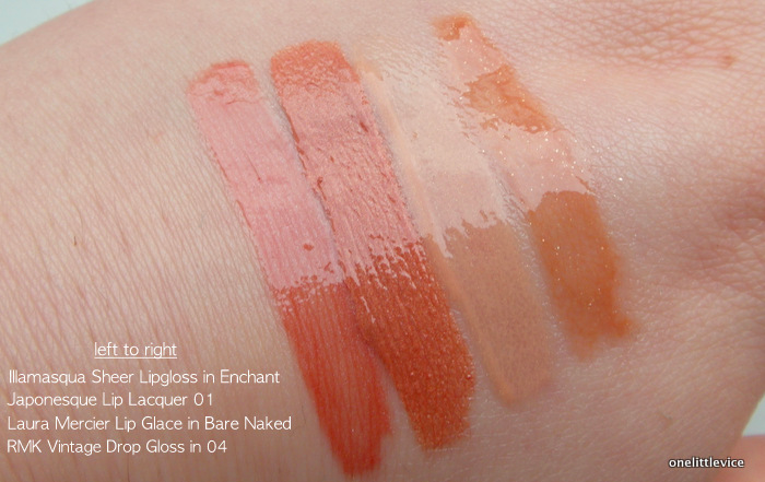 One Little Vice UK Beauty Blog: Best Nude Lipglosses for Spring Summer