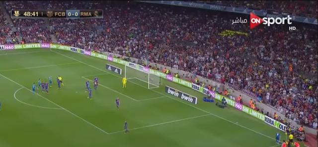 قائمة برشلونة المستدعاة لمواجهة ريال مدريد في كلاسيكو كاس الملك