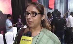 I am very Lucky : Actress Ravathi