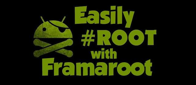 Aplikasi Framaroot Cara Root Android Tanpa Komputer