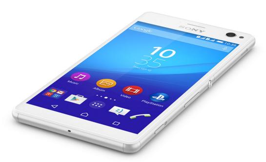 Spesifikasi Sony Xperia C4 Dual
