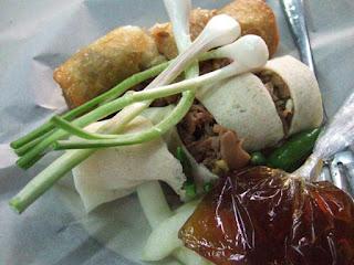 Cara membuat Lumpia Basah dan Goreng khas Indonesia
