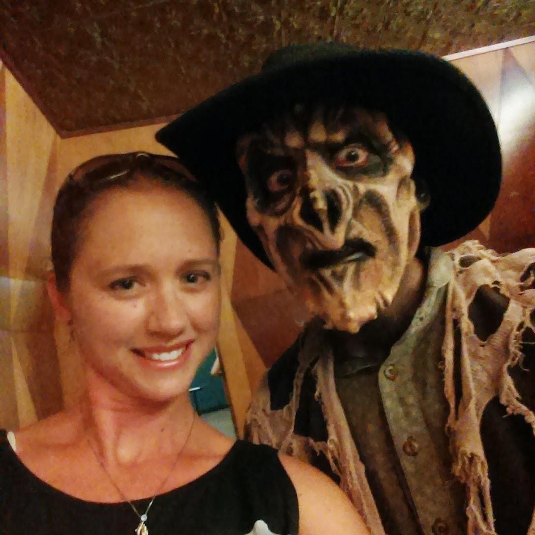 Knotts, Zombie, Undead, Knotts Scary Farm, Horror