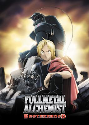 Fullmetal Alchemist: Brotherhood  BDRip 1080p Dual Lat/Jap.
