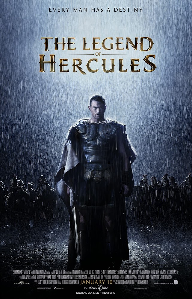 The Legend of Hercules Fragmanı İzle
