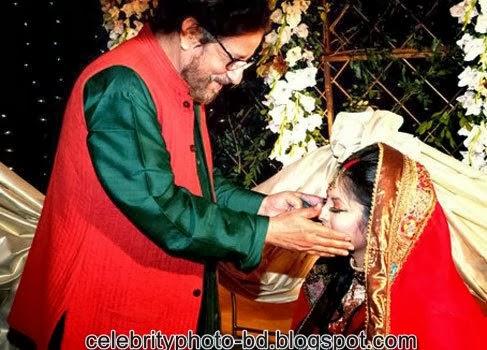 Bangladeshi Beautiful Actress Agnila And Mamun wedding Photos Collection