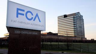 Fiat Chrysler Stop Produksi Mobil Diesel 2022 Mendatang