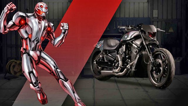 Ultron Harley