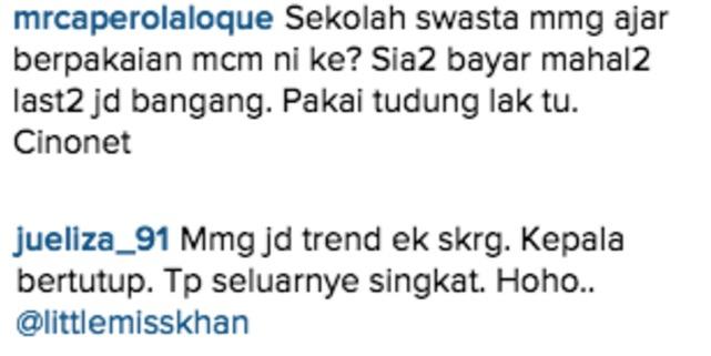 Bertudung tapi baju jarang nampak bra, Adik Neelofa dikecam netizen