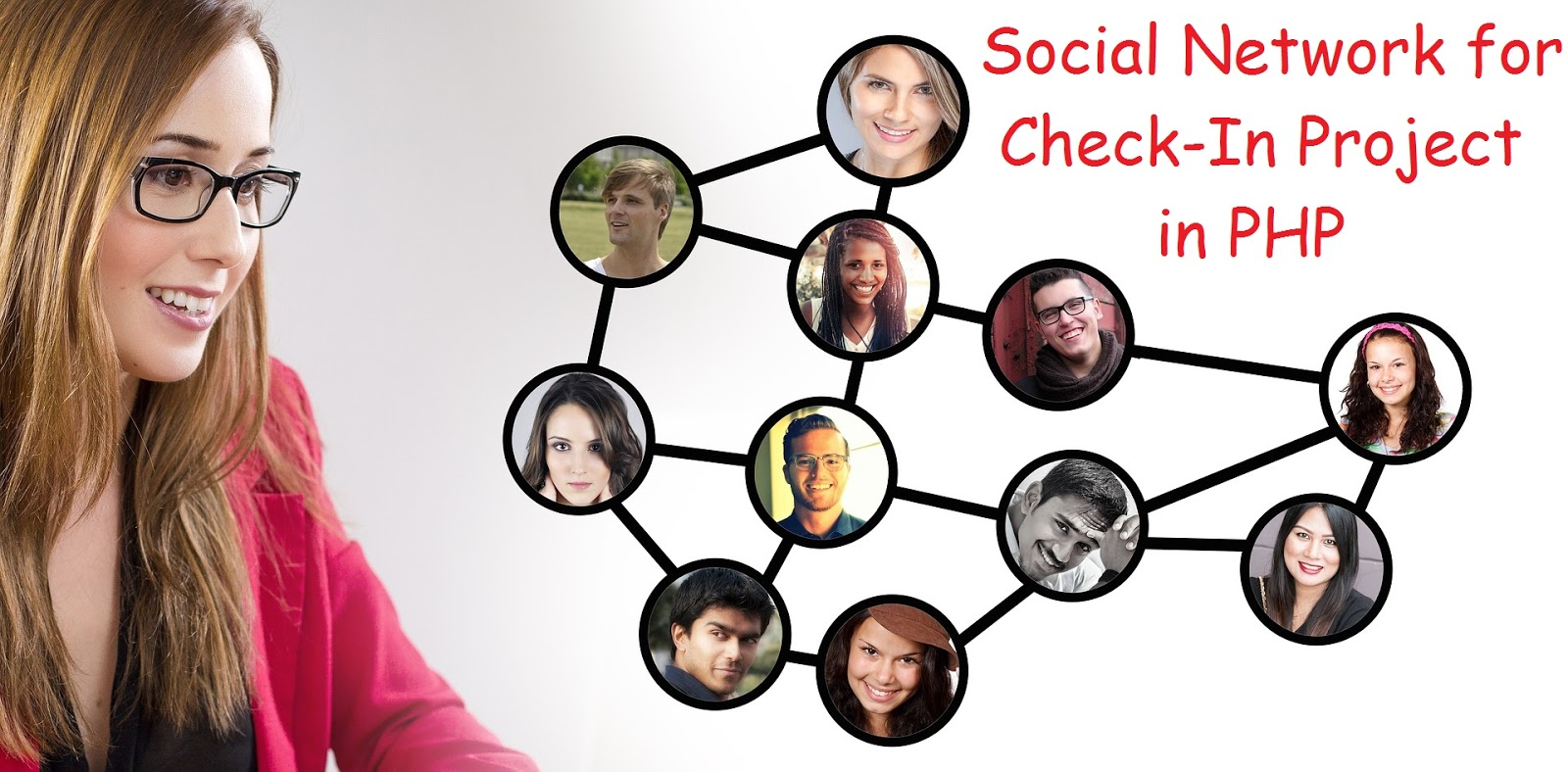 Social Network for Check-In PHP source code for free