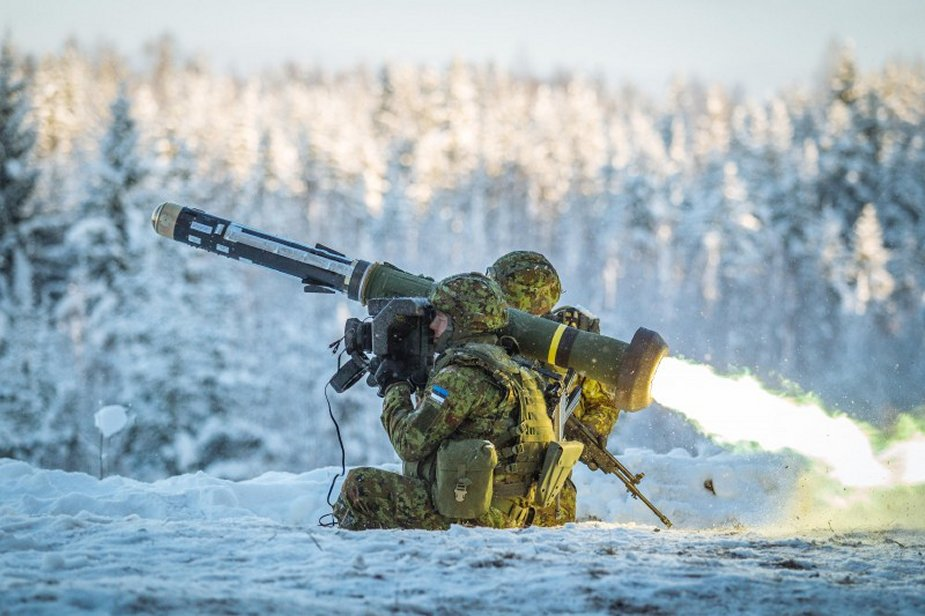 Estonian Army: photo, strength and armament