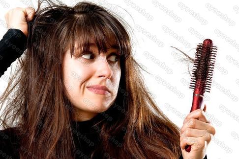 Menumbuhkan rambut yang telah rontok