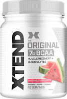 Scivation Xtend BCAA Powder Branched Chain Amino Acids and Hydration