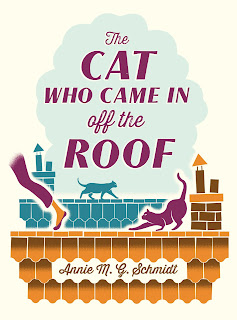 Book review - The Cat who came in off the Roof