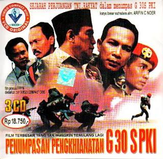 Seperti Kegerahan Aktivis ini Pertanyakan Tujuan TNI AD Putar Lagi Film G30 S PKI