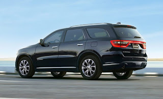 Dodge Durango is full-sized SUV