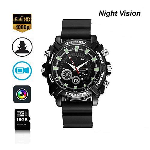 The best HD 1080P Camera, IR Night Vision Hidden The Camera 1080P  Cameras, Multifunctional Smart