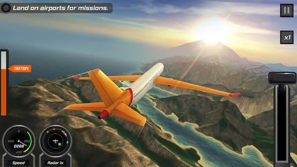 Os melhores jogos de avião para Android e iPhone