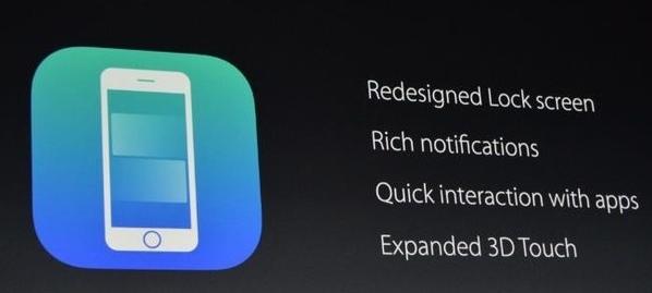 Recover iPhone Data: WWDC 2016 Apple iOS 10 debut Ten update!