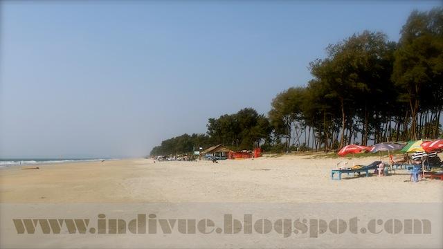 Betalbatim Beach, Goa, Intia