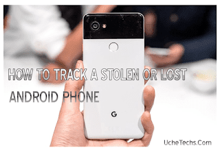 how to track a stolen android phone