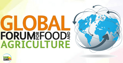 10th Global Forum for Food & Agriculture begins in Berlin