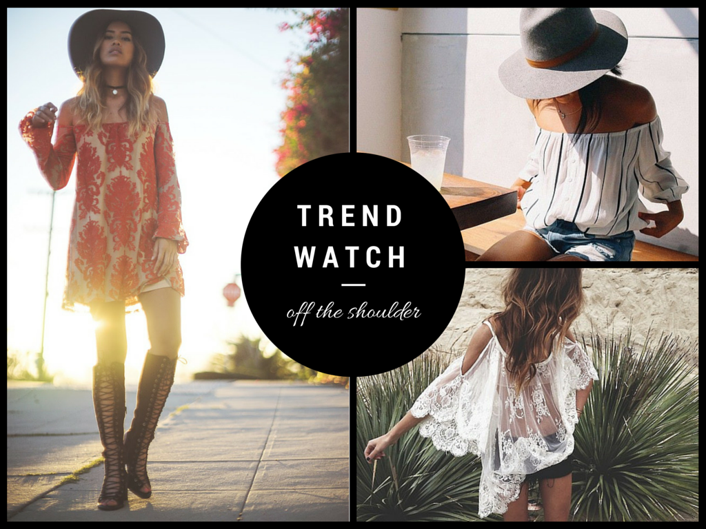 trend, ss15, off the shoulder, girl from north london, 70s, canva