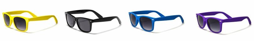 Retro Rewind Classic Polarized Wayfarer Sunglasses $10 - available in 9 colors