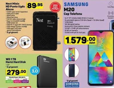 A101 Samsung Galaxy M20 Satışına Başlayacak