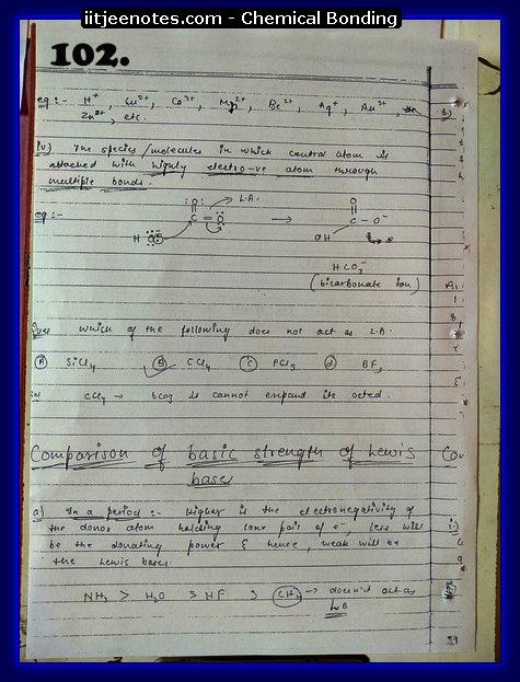 Chemical-Bonding Notes class 11-6
