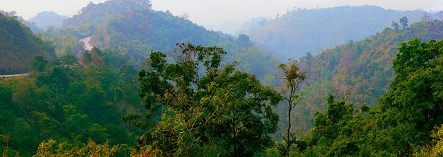 Tak Thailand Mountains