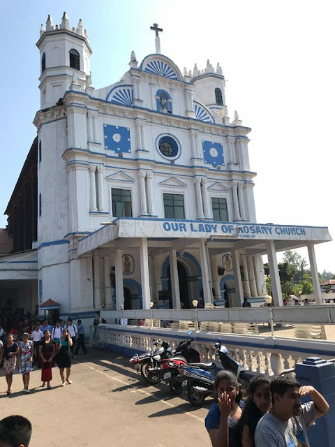 Our Lady of Rosary Church Goa