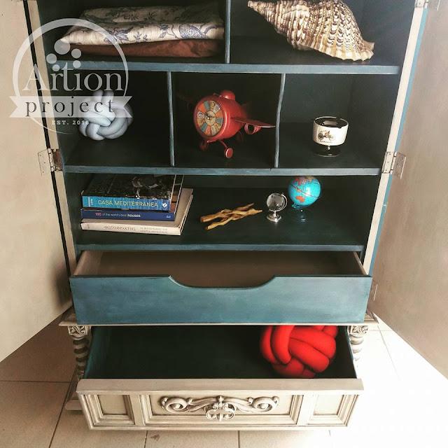 Η ντουλάπα του Αλλαντίν 8 Annie Sloan Greece