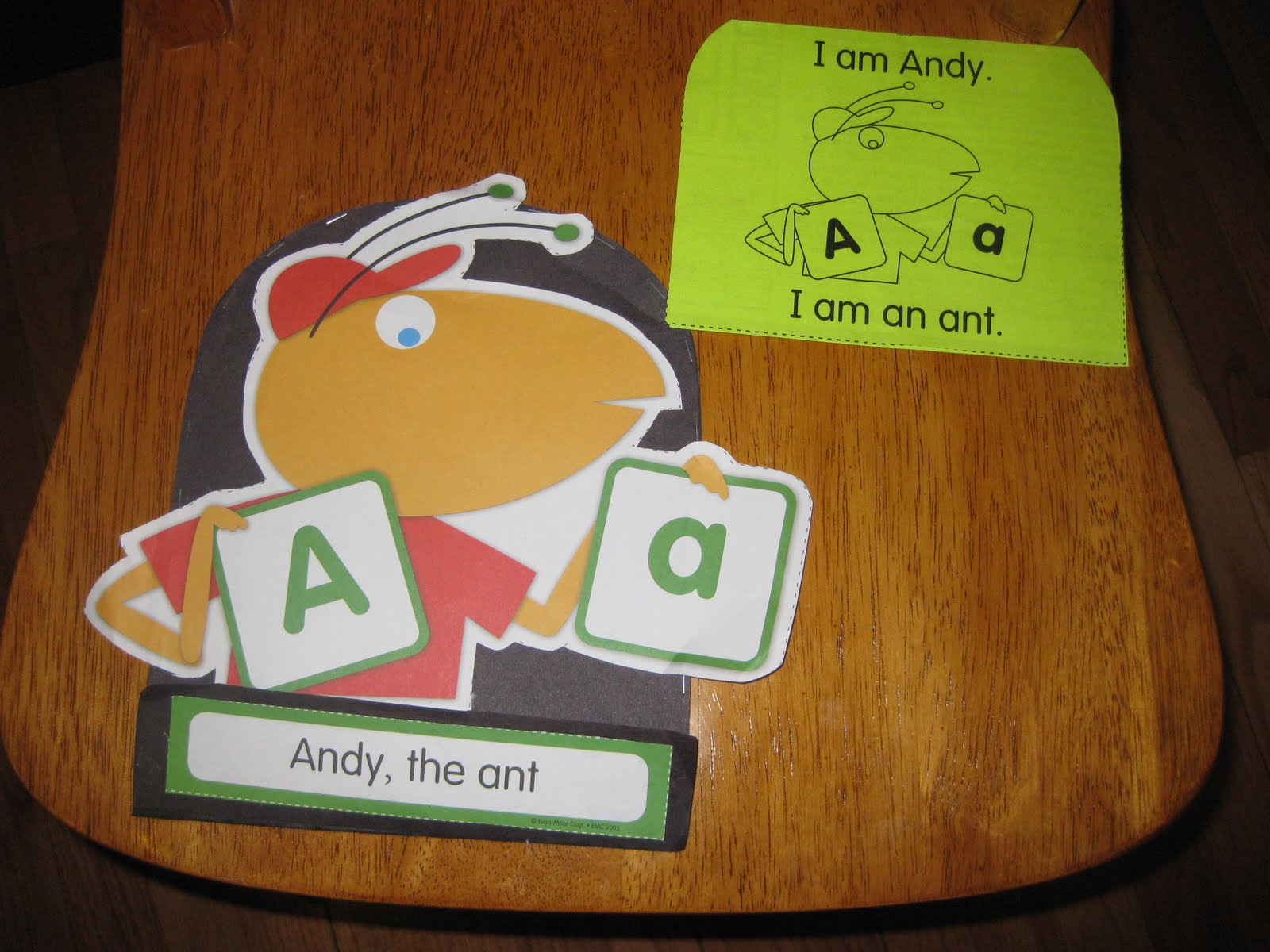 Nursery Rhymes And Fun Times A Is For Ant
