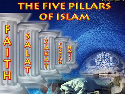 The Five Pillars Of Islam - Towards Islam  Five