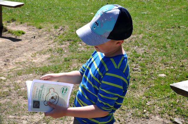 darmowa książeczka pttk dla dziecka